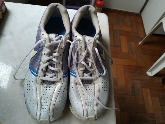 3 Pares De Tênis Nike Shox Saya- Coleção.