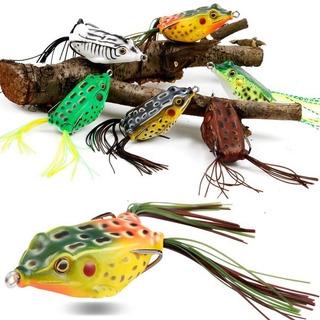 A Pesca Do Sapo Atrai Iscas Macias De Topwater Para A Pesca