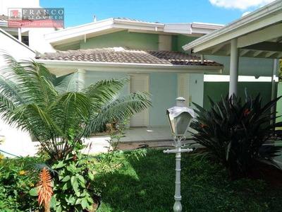 Casa Com 3 Dormitórios Para Alugar Por R$ 3.000/mês - Parque Nova Suiça - Valinhos/sp - Ca0551