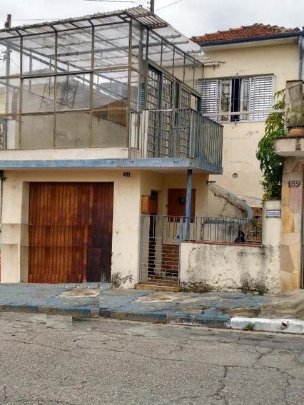 Casa Em Chácara Inglesa, São Paulo/sp De 152m² 3 Quartos À Venda Por R$ 530.000,00 - Ca304188