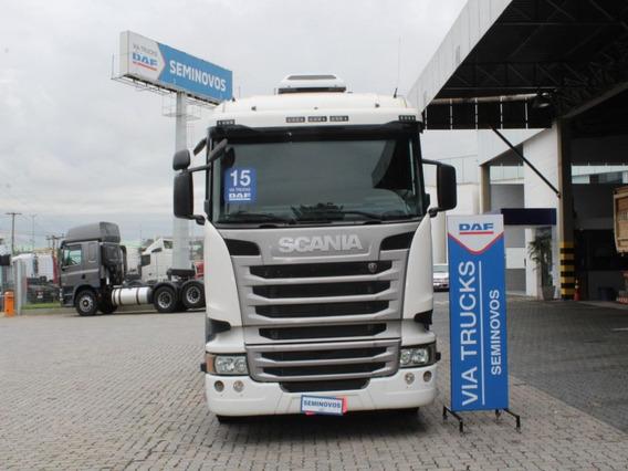 Scania R-480 R-480 A 6x4 2p (diesel) (e5)
