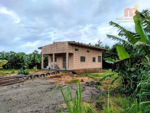 Chácara Residencial À Venda, Ana Dias, Itariri. - Ch0106