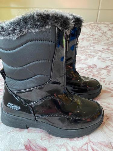 Bota Para Neve Importada Khombu