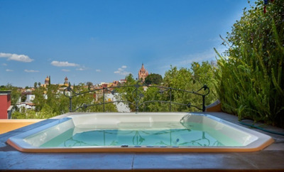 Luxury Lifestyle 2b 2.5b Residence In The Rosewood San Miguel