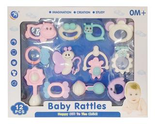 Juguete Set De Sonajeros Para Bebe