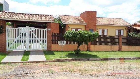 Chácara Residencial À Venda, Nova Rheata, Boituva. - Ch0531