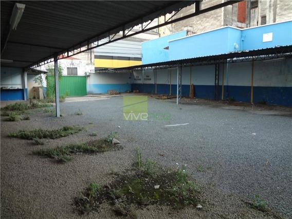 Terreno Comercial À Venda, Centro, Campinas. - Te0002