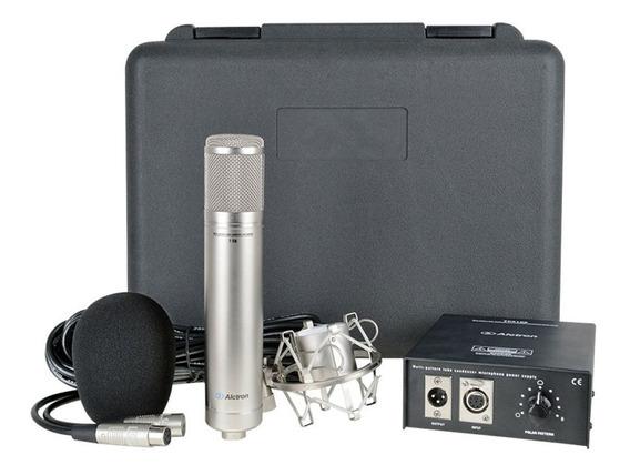 Alctron T-11a Microfone Condensador Valvulado Hi End T11a !
