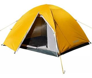 Carpa 4 Personas // Waterdog Dome 3 // Camping