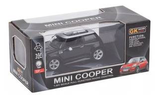 Mini Cooper A Radio Control Escala 1:24 Ditoys