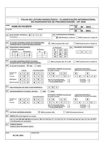 Oit-2000 - Formulário Eletrônico