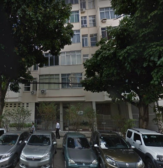 Vendo Apto De Frente Rua Conde De Baependi, 70 - Flamengo
