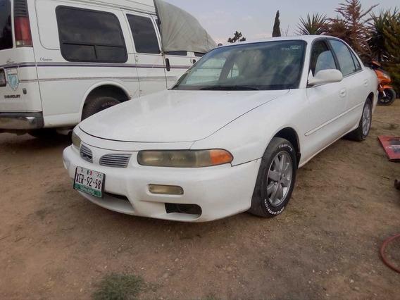 Mitsubishi Galant 2.4 Es Diamond Mt 1998