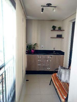 Apartamento Em Jardim Parque Morumbi, São Paulo/sp De 70m² 2 Quartos À Venda Por R$ 379.000,00 - Ap84032