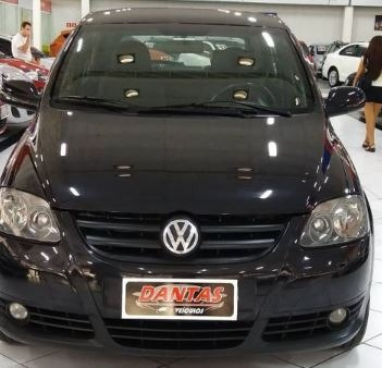 Volkswagen Fox 1.0 Vht Plus Total Flex 3p