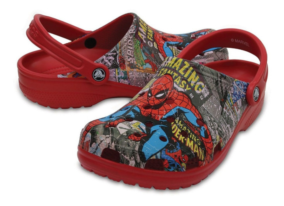 Crocs Classic Spiderman Original
