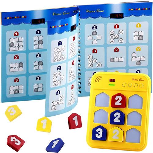 Sudoku Para Niños Juego De Rompecabezas Educativo Electró...