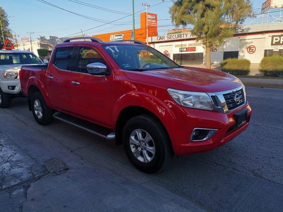 Nissan Frontier 2017 4 Puertas