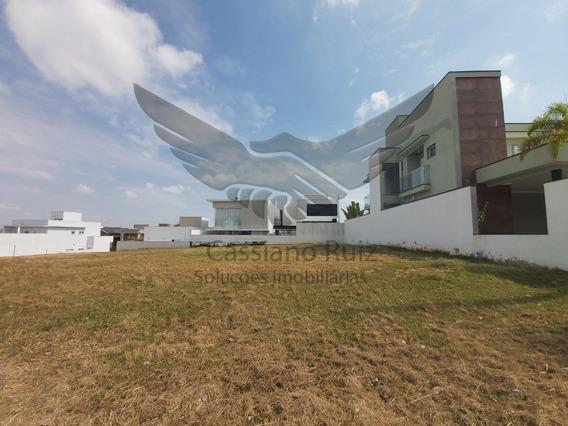 Terreno No Condomínio Ibiti Reserva - Sorocaba - Plano - 250 M² - Tc00092 - 67775883
