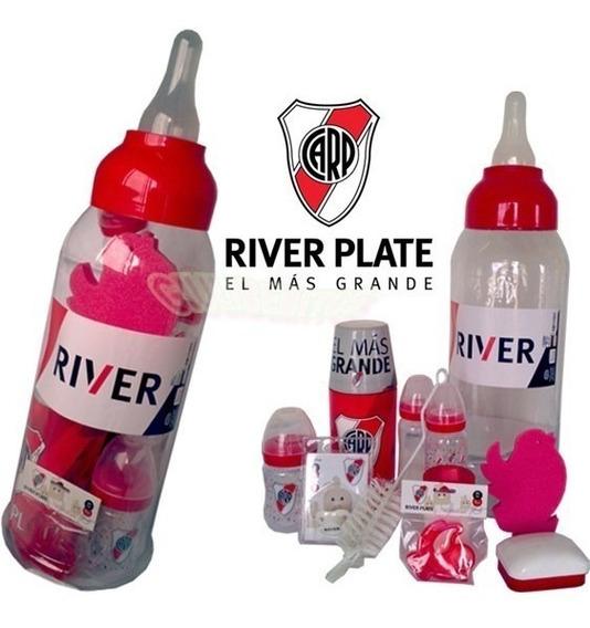 Mamadera Gigante River, Oficial, Bebe Ajuar Recien Nacido