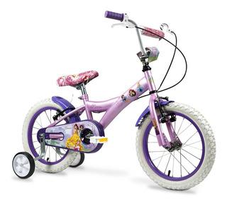 Bicicleta Princesas R16 Nena Rayos 161122