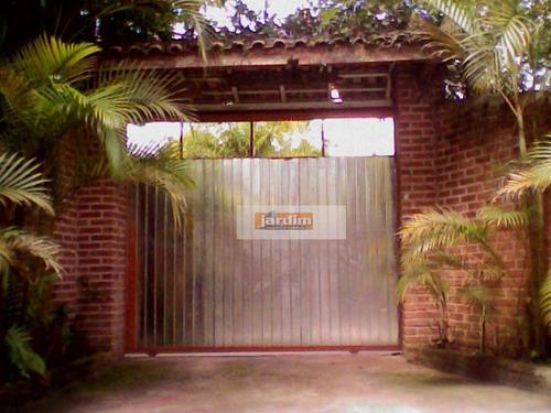 Chácara Residencial À Venda, Vale Das Serras, Suzano. - Ch0081