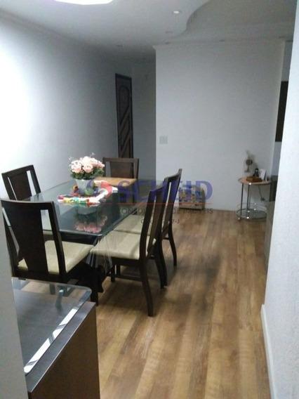 ** Apartamento Com 03 Dormitórios, 01 Banheiro E 01 Vaga Em 64m²!!! ** - Mr68239