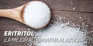 2kg Eritritol + 2kg Harina Sin Gluten De Coco