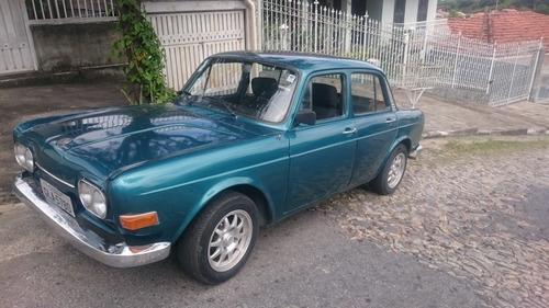 Vw 1600 Zé Do Caixão Vw 1600 Ano 1969