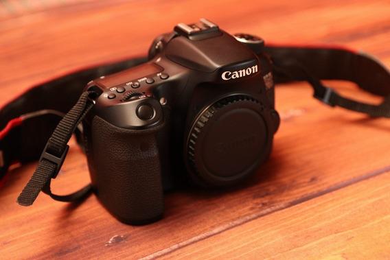 Canon Eos 70d (corpo) + Lente Canon 50mm 1.8 Ii