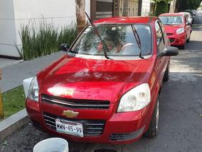 Chevy Basico 2010, Todo Pagado, 2° Dueño, 93000 Km Muy Bueno