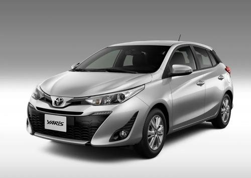 Toyota Yaris Xs Audio 5p