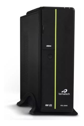Pdv Rs 2000 Bematech Core I3 | Hd 500 Gb | 4 Gb Ram + Nf