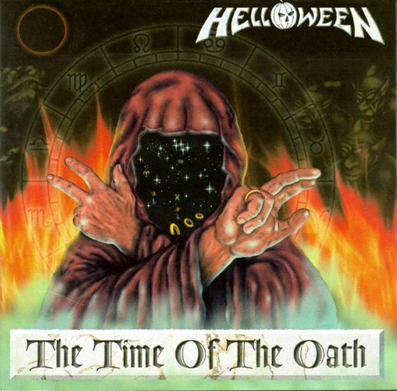 Helloween The Time Of The Oath 2 Cd Nuevo Stock Original
