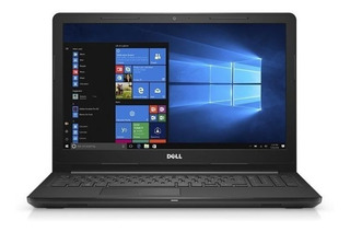 Notebook Dell 3567 Leer Bien!!! Core I3 4gb 1tb 15.6