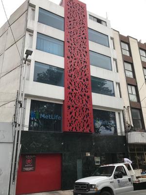 Oficina En Renta En Roma Norte, Av. Cuauhtemoc