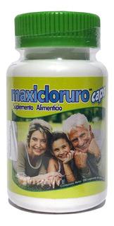 Cloruro De Magnesio 100 Cápsulas De 500 Mg Maxicloruro
