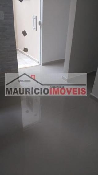 Casa Para Venda Em Mogi Das Cruzes, Vila Brasileira, 2 Dormitórios, 2 Banheiros, 1 Vaga - 1225