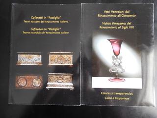 Vidrios Venecianos Del Renacimiento Al Siglo Xix Colores