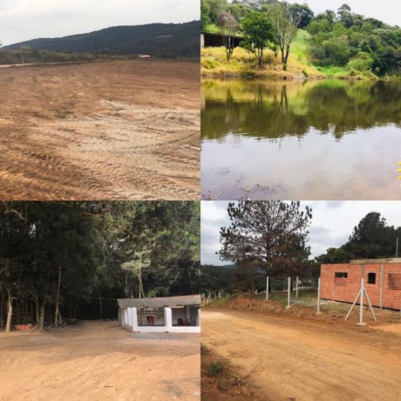 Y Melhor Chance De Construir Chácara 1000m² C/bosque E Lago