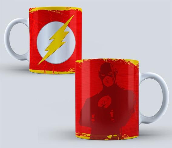 Taza Personalizada Colección Superheroes 05 (flash)