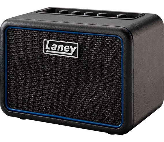 Amplificador Para Bajo Laney Mini Bass Nx 9w - Palermo
