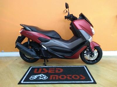 Yamaha N Max 160 Abs 2018 Vermelha