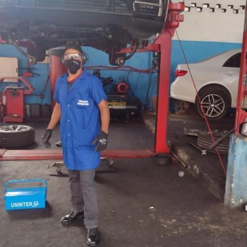 Imagem 1 de 1 de Mecânica Geral Carros Importados E Nacionais.