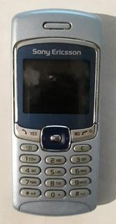 Celular Sony Ericsson T226 Básico Con Cargador Para Personal