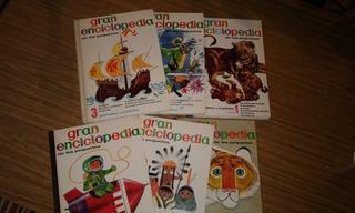 Enciclopedia Infantil Ilustrada