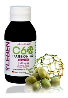 Carbon C60 Fullereno - 16mg/ml - Origen Alemán