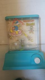 Aquaplay Pato Donald Brinquedo Estrela 1980 Colecao Antigo