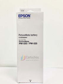 Bateria Para Impressora Epson Picturemate Pm525 Original