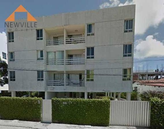 Apartamento Com 3 Quartos Para Alugar, 75 M² Por R$ 832/mês - Piedade - Jaboatão Dos Guararapes/pe - Ap2007